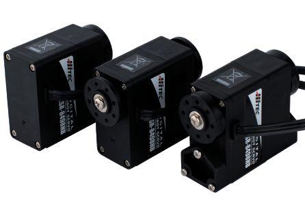 Los servos digitales HSR8498 estan especialmente indicados para aplicaciones de robótica