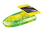 MINI KIT COCHE ESPACIAL CON PANEL SOLAR EDUCATIVO
