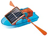 MINI KIT BARCA CON ENERGÍA SOLAR EDUCATIVO