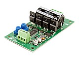 CONTROLADOR MOTORES SIMPLE DC 24V 5AMPERIOS MD14