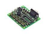 CIRCUITO MINI ATOM BOARD