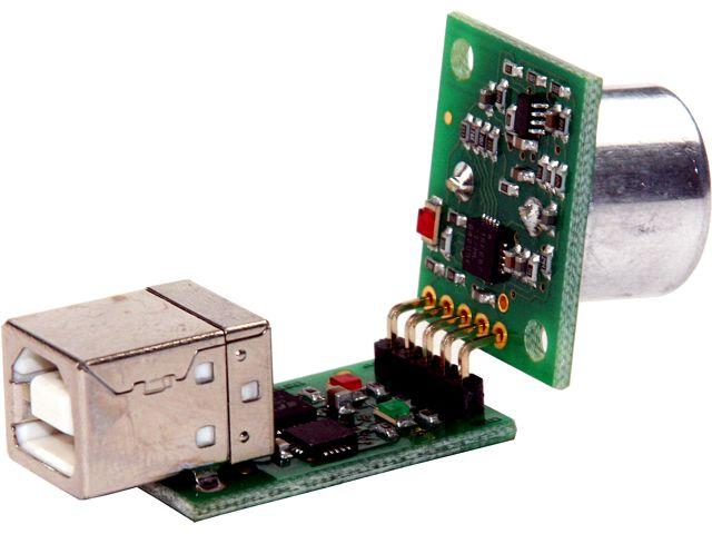 Circuito Usb : Circuito interface usb a i c