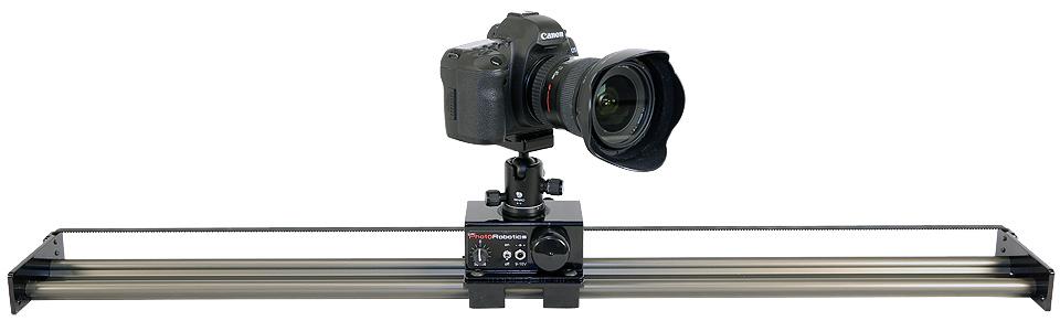 Slider analógico para fotografía y vídeo