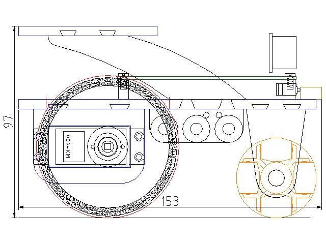 Circuito Zumbador Piezoelectrico : Kit avanzado robot sr