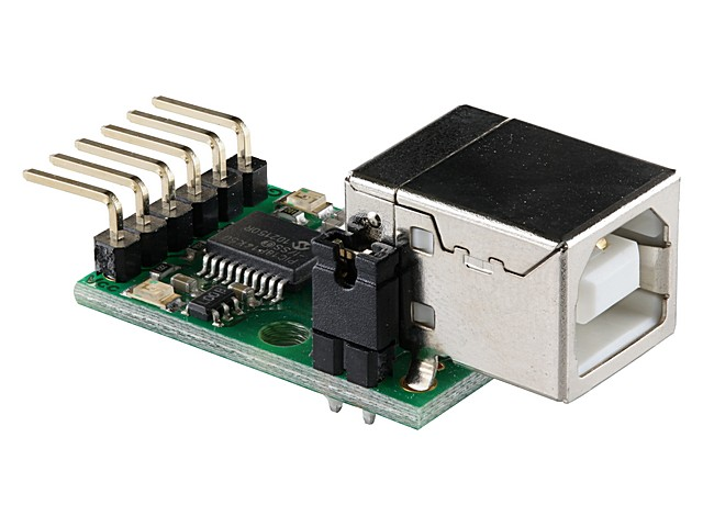 Circuito Usb : Circuito interface usb a i c mejorado iss
