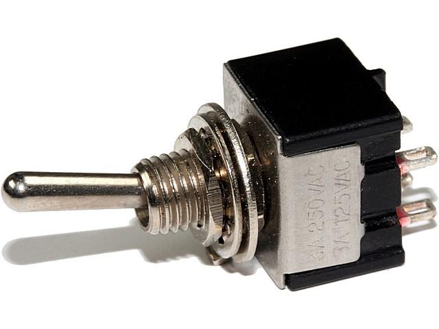Interruptor dos circuito dos posiciones panel - Instalar interruptor conmutador ...