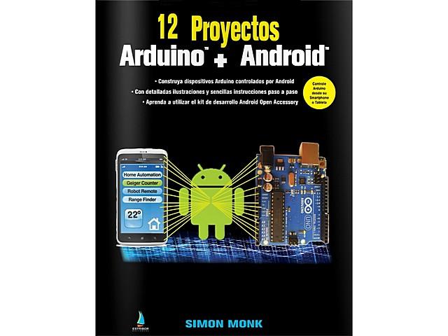 Libro proyectos arduino android
